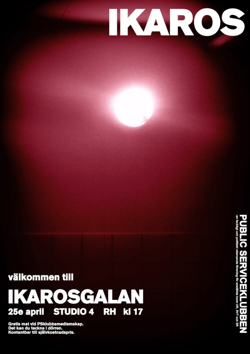 Ikarosgalan på torsdag 25 april 2013